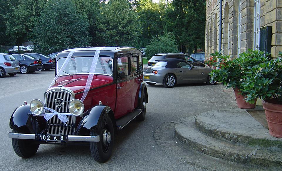 voiture ancienne hotr-man
